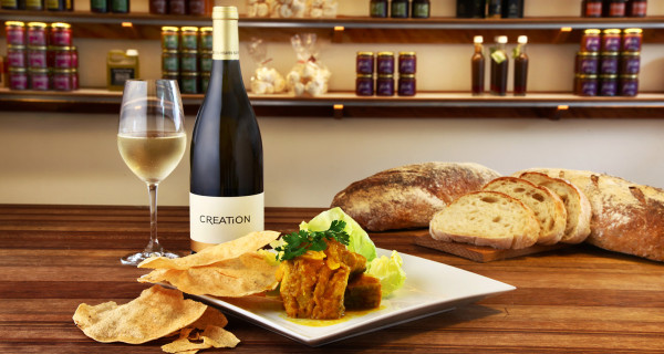 Viognier goes exceptionally well with celebrated local dishes such as pickled fish.