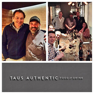 An image of JC at Taus Authentic in Chicago