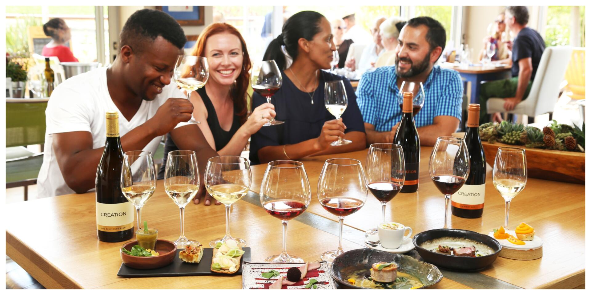 Creation Wines Among The 50 Top Wineries In The World