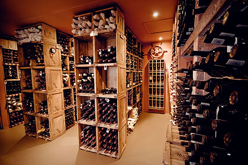 Once you have decided how much space you need remember that wine likes to be stored in a stable environment. & Collecting Fine Wine: Starting a Cellar - Creation Wines